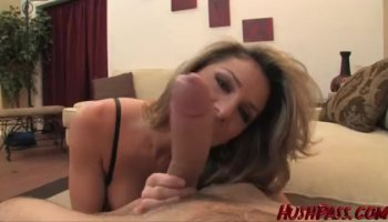 Stud is having fun drubbing babes sexy fur pie